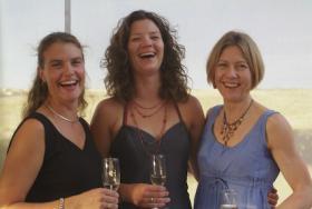 Vanessa, Lesley, Charmaine